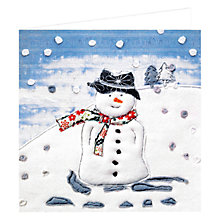 Buy Art Marketing Winter Warmer Charity Christmas Cards, Box of 6 Online at johnlewis.com