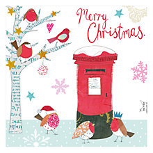 Buy Hammond Gower Postbox Charity Christmas Cards, Pack of 5 Online at johnlewis.com