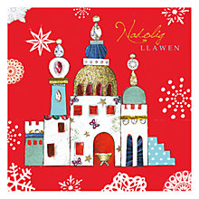 Buy Hammond Gower Bethlehem Charity Christmas Cards in Welsh, Pack of 5 Online at johnlewis.com