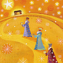 Buy Paper House Three Kings of Orient Charity Christmas Cards, Pack of 6 Online at johnlewis.com