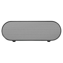 Buy Sony SRS-X2 Bluetooth NFC Portable Speaker, White Online at johnlewis.com