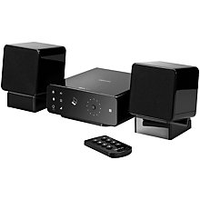 Buy Denon CEOL Carino SC-N2 Computer Music System, Black Online at johnlewis.com