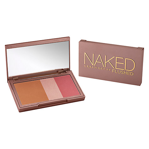 Buy Urban Decay Naked Flushed Online at johnlewis.com