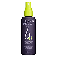Buy Urban Decay B6 Vitamin-Infused Complexion Prep Spray, 118ml Online at johnlewis.com