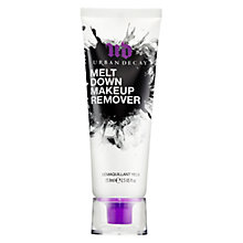Buy Urban Decay Meltdown Makeup Remover, 74ml Online at johnlewis.com