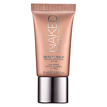 Buy Urban Decay Naked Skin Beauty Balm Broad Spectrum SPF20, Travel Size, 15ml Online at johnlewis.com