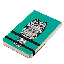 Buy Art File Owl A6 Jotter Online at johnlewis.com