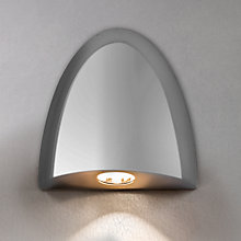 Buy Astro Orpheus Curved LED Spotlight, Chrome Online at johnlewis.com