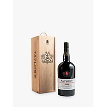 Buy Taylor's Magnum Late Bottled Vintage 2009 Port, 75cl Online at johnlewis.com