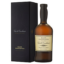 Buy Klein Constantia Vin de Constance 2008, 50cl Online at johnlewis.com