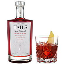 Buy Tails Ice Dutch Bramble Cocktail, 50cl Online at johnlewis.com