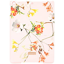 Buy Ted Baker Botanical Bloom Ipad Clip Case Online at johnlewis.com
