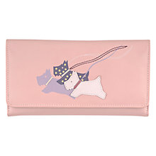 Buy Radley Large Trifold Leather Matinee Purse Online at johnlewis.com