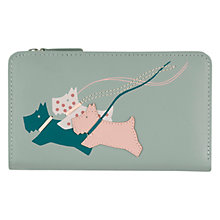 Buy Radley On The Run Medium Leather Zip Purse Online at johnlewis.com