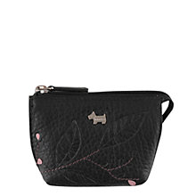 Buy Radley Large Laurels Leather Small Zip Coin Purse Online at johnlewis.com
