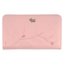 Buy Radley Large Laurels Medium Leather Zip Purse Online at johnlewis.com