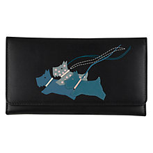Buy Radley On The Run Large Leather Matinee Purse Online at johnlewis.com