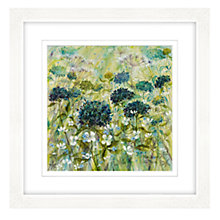 Buy Catherine Stephenson - Fresh Spring Hydranger Framed Print, 57 x 57cm Online at johnlewis.com