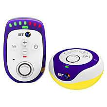 Buy BT Digital Baby Monitor 300 Online at johnlewis.com