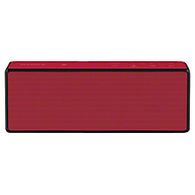 Buy Sony SRS-X3 Bluetooth NFC Portable Speaker Online at johnlewis.com