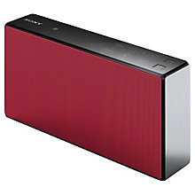 Buy Sony SRS-X5 2.1 Bluetooth NFC Portable Speaker Online at johnlewis.com
