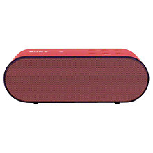 Buy Sony SRS-X2 Bluetooth NFC Portable Speaker Online at johnlewis.com