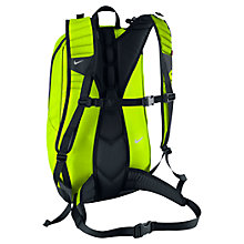 Buy Nike Cheyenne Vapor II Running Backpack, Volt Online at johnlewis.com