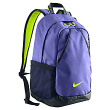 Buy Nike Varsity Backpack, Purple Haze Online at johnlewis.com