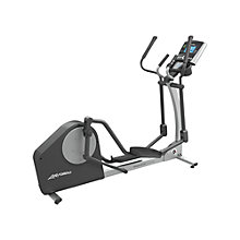 Buy Life Fitness X1 Elliptical Cross Trainer, Go Console Online at johnlewis.com