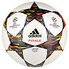 Buy Adidas Champions League Finale 2014 Capitano Football, Size 5 Online at johnlewis.com