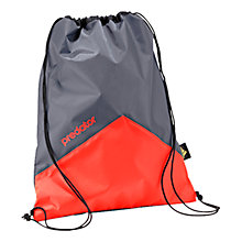 Buy Adidas Predator Gym Bag, Grey/Red Online at johnlewis.com