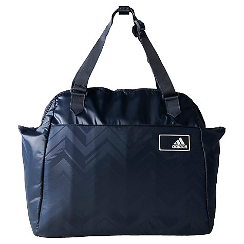Buy Adidas My Favourite Tote Bag, Night Grey Online at johnlewis.com