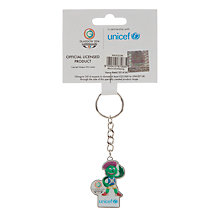 Buy Glasgow 2014 Commonwealth Games Mascot UNICEF Keyring Online at johnlewis.com