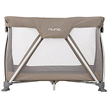 Buy Nuna Sena Travel Cot, Safari Online at johnlewis.com