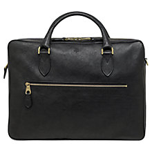 Buy Mulberry Heathcliffe Briefcase Online at johnlewis.com