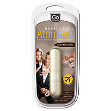 Buy Go Travel Refillable Atomiser Online at johnlewis.com
