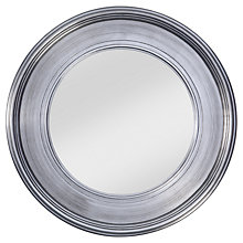 Buy BAGNODESIGN Piccadilly Mirror, Silver Online at johnlewis.com