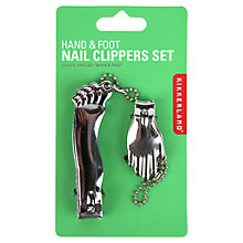 Buy Kikkerland Novelty Nail Clippers Online at johnlewis.com