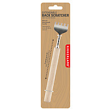 Buy Kikkerland Extendable Back Scratcher Online at johnlewis.com