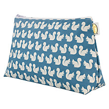 Buy Anorak Squirrels Medium Washbag Online at johnlewis.com