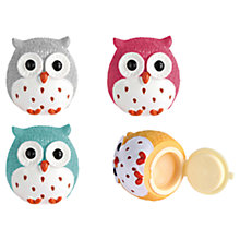 Buy John Lewis Owl Lip Balm, 40g Online at johnlewis.com