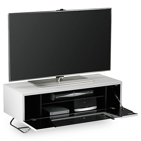 "Buy Alphason Chromium 1000 Stand for TVs up to 50"" Online at johnlewis.com"