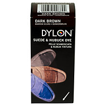 Buy Dylon Suede and Nubuck Shoe Dye Online at johnlewis.com