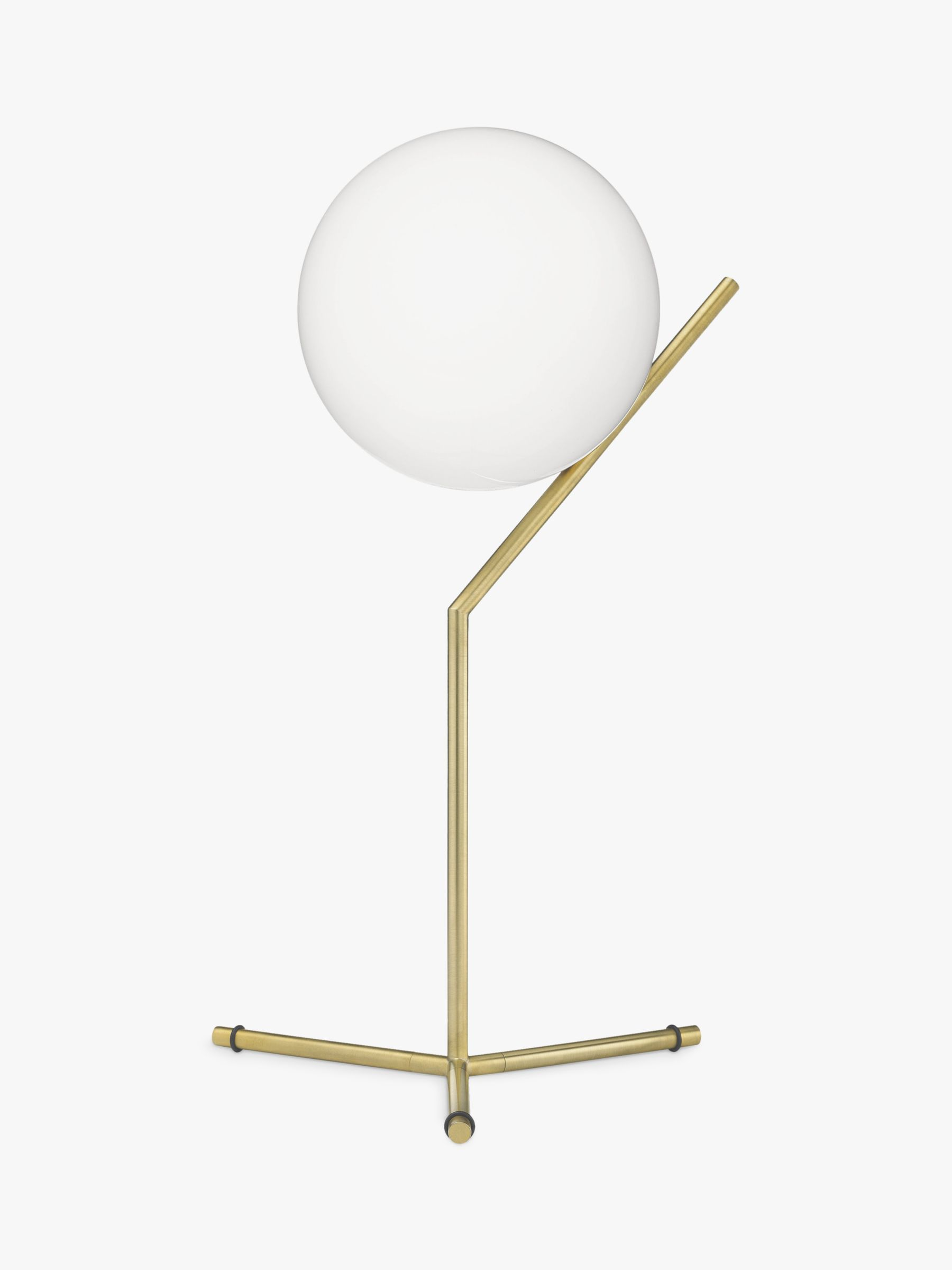 Flos Flos IC Lights 200 Table Lamp, Brushed Brass