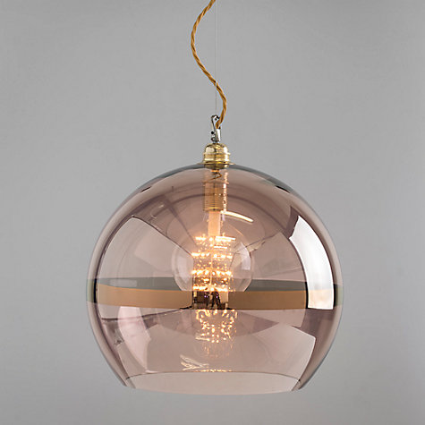 Buy Ebb Amp Flow Striped Rowan Pendant Copper