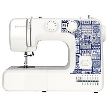Buy John Lewis JL110 Malmo Sewing Machine Online at johnlewis.com
