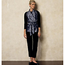 Buy Vogue Women's Top Sewing Pattern, 8926 Online at johnlewis.com