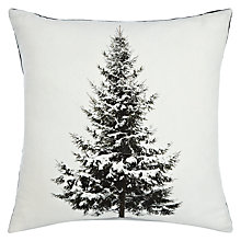 Buy John Lewis Christmas Tree Cushion Online at johnlewis.com