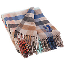 Buy Lexington Icons Authentic Check Throw Online at johnlewis.com