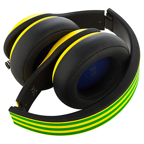 Buy adidas Originals by Monster Full Size Headphones with Mic/Remote, Brazil Online at johnlewis.com